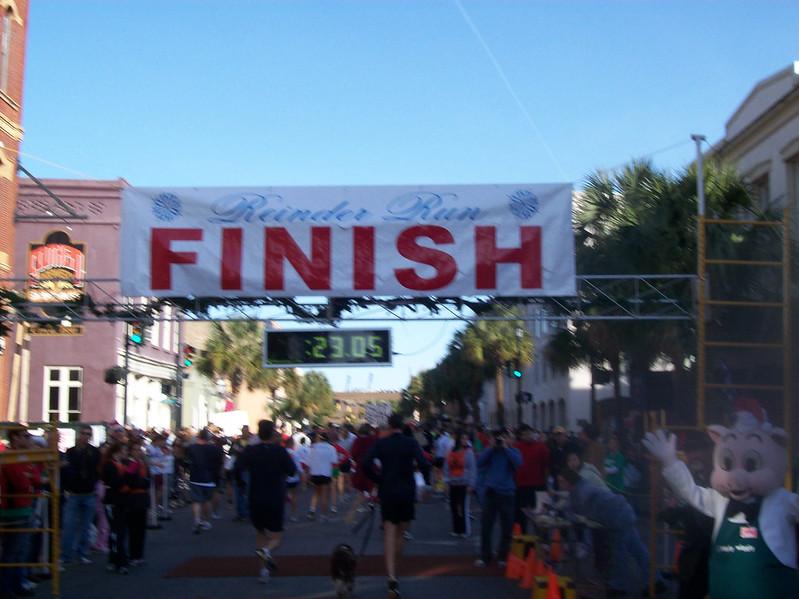 Fast Finish