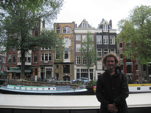 Julien and His Canal Apartment