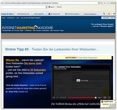 ladezeit-von-webseiten