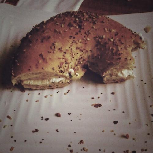 Te lo juro por mi bagel