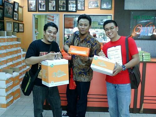 With CEO Villa Kek Pisang