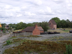 Black Country Living Museum -Fairground, Tram Depot, Underground Mine and Newcomen Engine