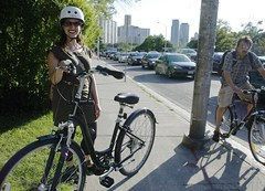 What do You Think of the Plan to Install Barriers to Separate the Existing Bloor Street Bike Lane?