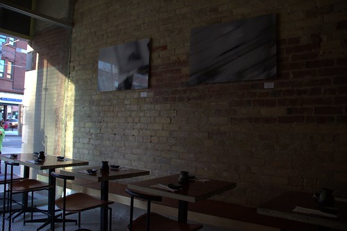 Omi Sushi - modern interior