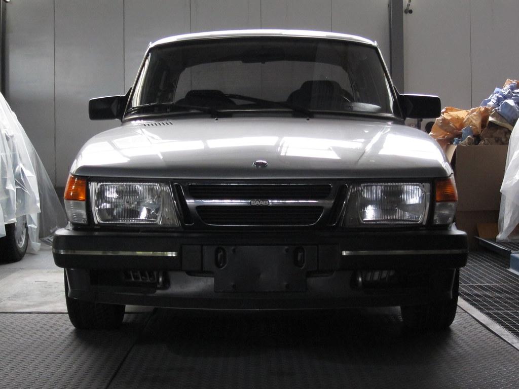 SAAB 900i 1985