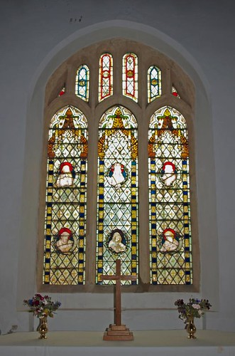 Chancel window (8)