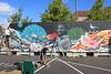 Billede 043 (Paradiso's) Tags: art wall copenhagen graffiti market kunst flea paradiso københavn muur kunstwerk vlooienmarkt plads rommelmarkt valby loppemarked væg artinthemaking kunstevent damentalvaporz toftegårds kulturhusvalby