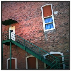 bricks (snapgirl tc) Tags: ipodphoto oldbrickbuilding