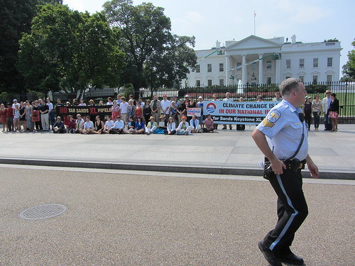 August 21st, Tar Sands Action Washington DC Keystone XL Alberta
