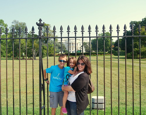 Weekend - Back of White House