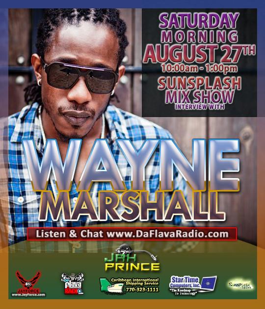 sms_0827 Wayne Marshall