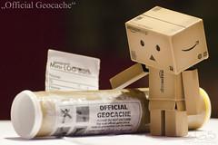 Official Geocache (Oliver Totzke) Tags: toy nikon geocaching days geocache 365 tamron vc usd 70300 danbo revoltech danboard d7000