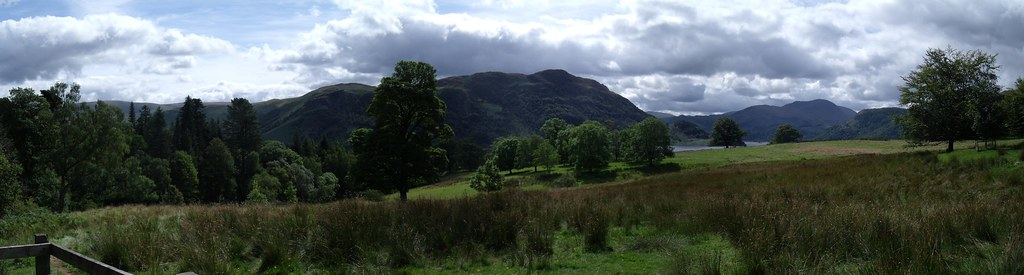 View from near Aira Beck