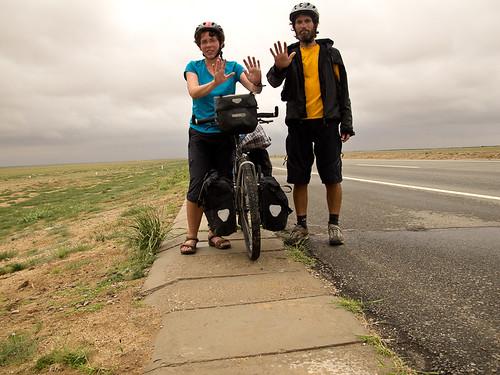 15,000 kilometre photo