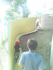 ピカソのタマゴのウォーピングウォールの写真