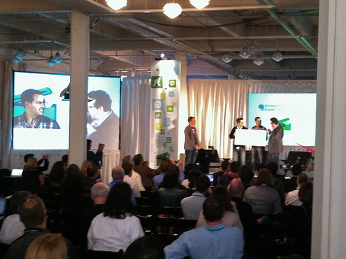 Touchanote Wins Evernote Developer Contest