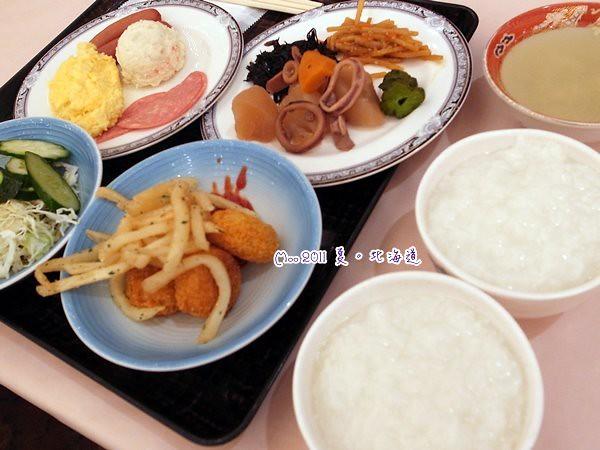 湯の川観光ホテル祥苑-早餐1