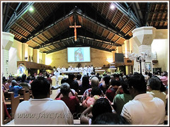 St Anne's Feast Day Mass at Church of St Anne, Bukit Mertajam