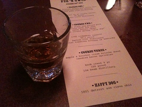 Course Three: Knob Creek 9 year Bourbon