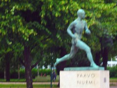 Paavo Nurmi (ClockworkBlueJayJr.) Tags: pictures ocean old flowers sea food sun art cars chicken water beauty look statue museum radio bay amber amazing cool europe please photos sweden russia pics tomatoes great rustic statues astronaut baltic latvia them really sets riga visby piknik organized oldworld inlay holocaustbaltictbs gauigan
