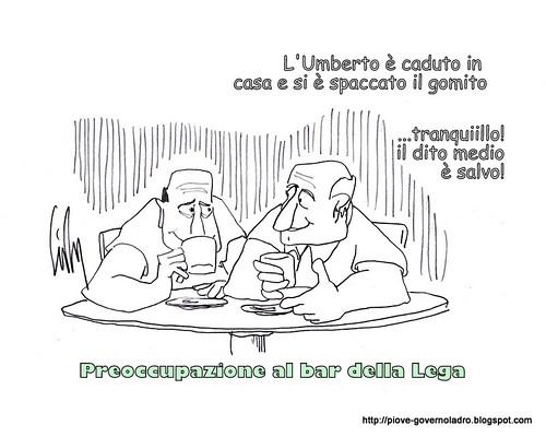 Ma il dito medio è salvo! by Livio Bonino