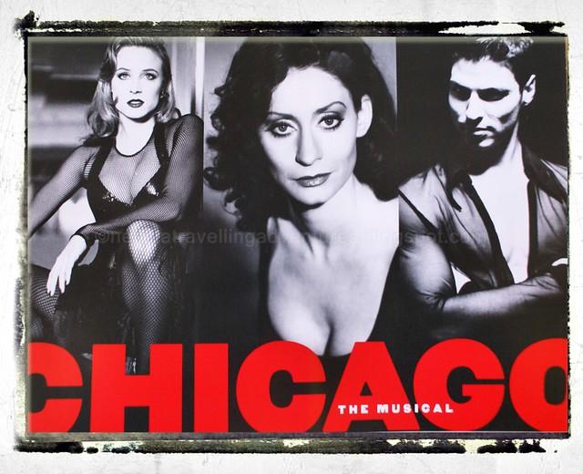Chicago the Musical program