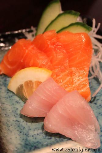 Sashimi, Sakura Japanese Restaurant