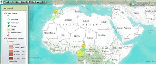 afdb projects screenshot