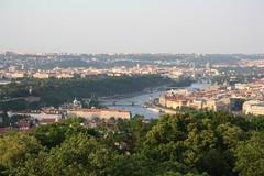 "View from Petrin Park/Petrin Hill, Prague (Prag/Praha) • <a style=""font-size:0.8em;"" href=""http://www.flickr.com/photos/23564737@N07/6082613487/"" target=""_blank"">View on Flickr</a>"
