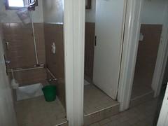 Neltner hut toilets