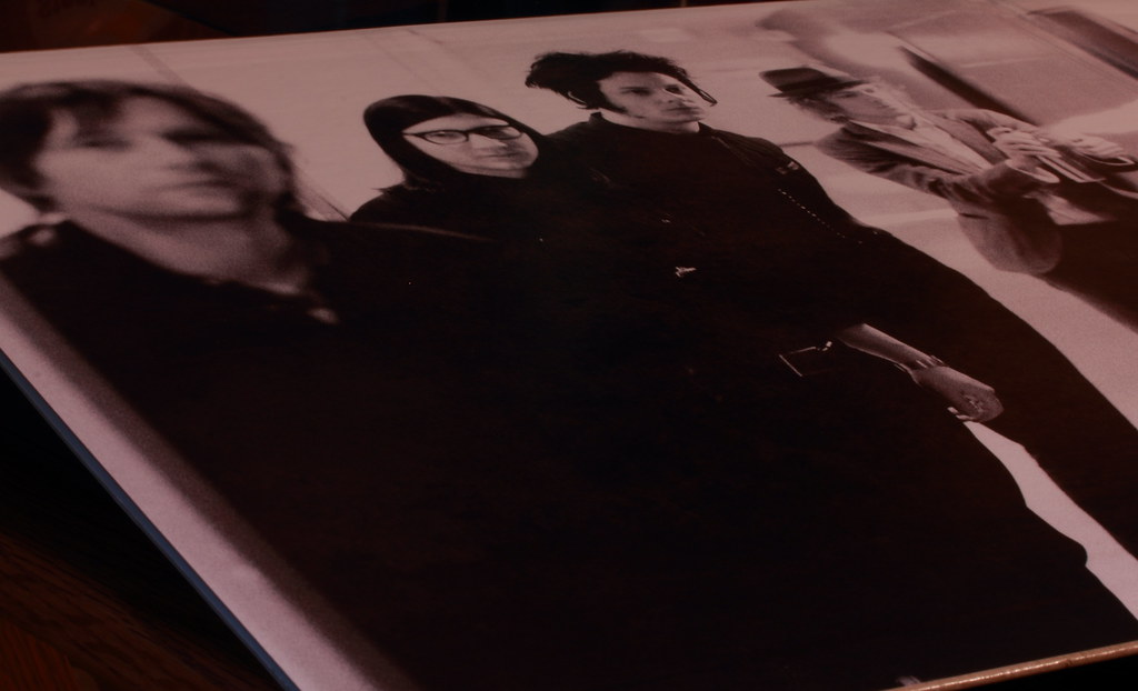 The Raconteurs Live In London Gatefold