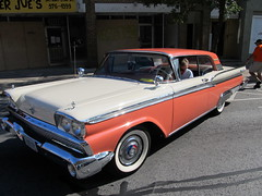 Autofest downtown Oshawa Ont Canada 084 (reidbrand) Tags: canada ford mercury canadian 500 rideau meteor galaxie 1959 montcalm autofestdowntownoshawaontcanada