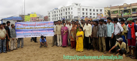 Golden Sand Beach Cleanness Campaign