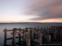 Gourock from Craigendoran ~ 239 365 (w.mekwi photography) Tags: longexposure bw landscape scotland helensburgh day239 craigendoran project365 nd110 nikond90 nikkor18105mm 2011inphotos wmekwiphotography