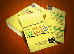 Soweic-Design-&-Print---Business-Card (Soweic Design & Print) Tags: yellow businesscard designprint soweic