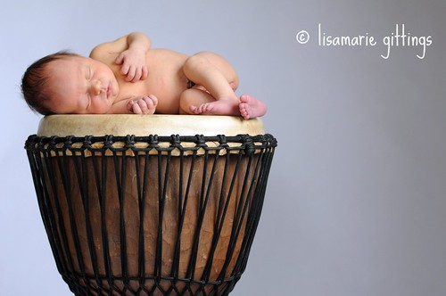Baby G drum- 1