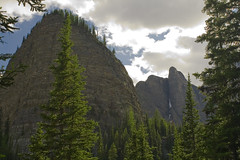 Big Beehive (sylvanbobcat) Tags: travel canada northamerica banff lakelouise banffnationalpark