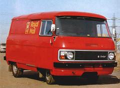 Dodge Spacevan Royal Mail (Spottedlaurel) Tags: dodge royalmail commer spacevan