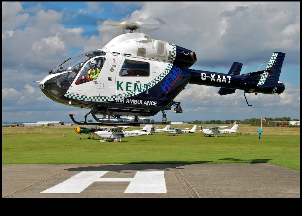 UK Airshow Review Forums  Kent Air Ambulance At Rochester