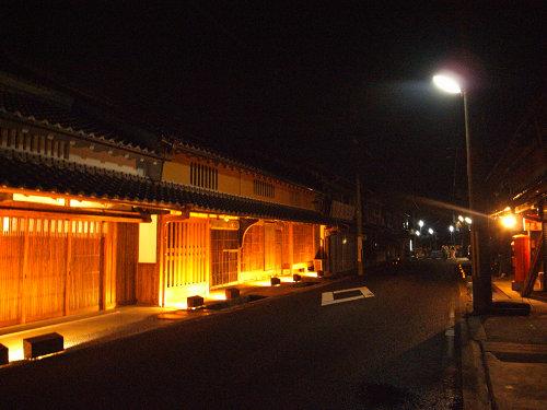 宇陀松山夢街道町並みライトアップ-07