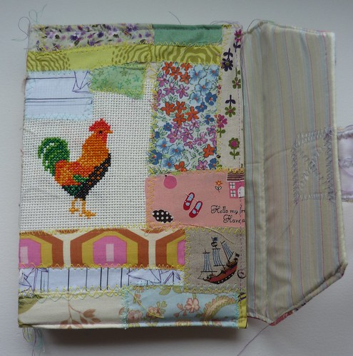 Remains of the Day journal - Rooster book