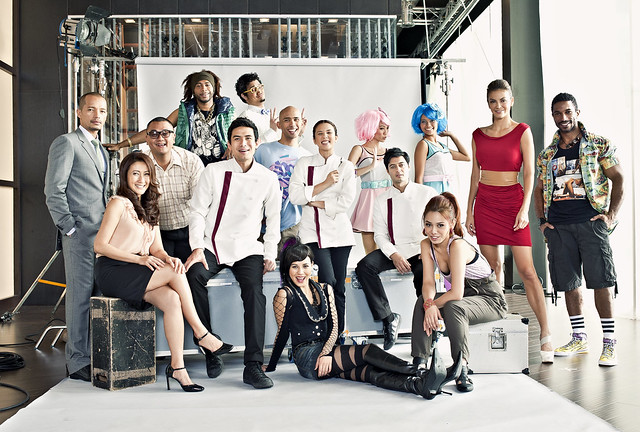 The 15 casts