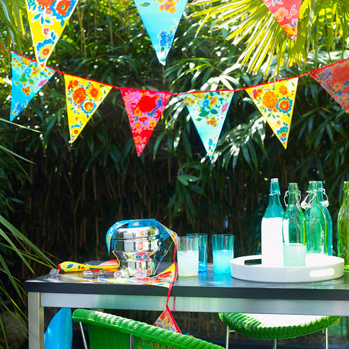 Craft Project for Outdoors via HousetoHome.co.uk