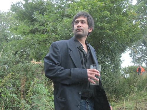 Sujit at Galtres festival 2011