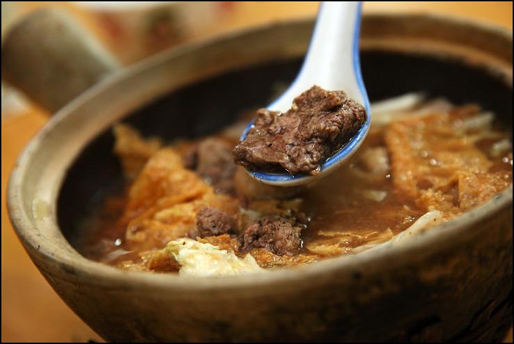 Melaka Food beef-bak-kut-teh