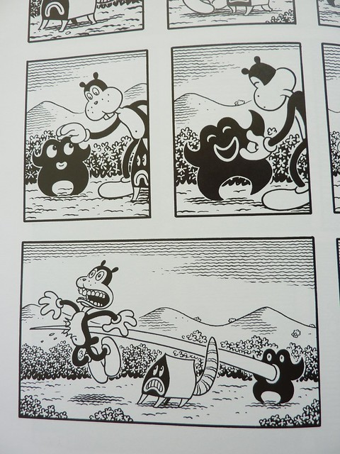 The Frank Book by Jim Woodring - detail