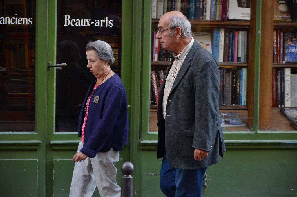 """""""Anciens"""" Rue Bonaparte"""