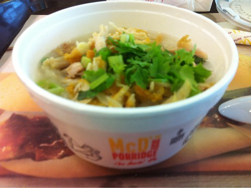 McPorridge Chicken1
