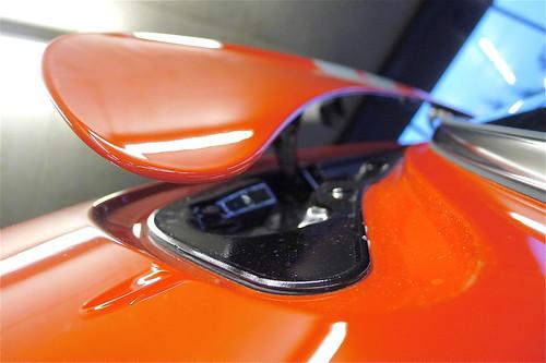 MINI Cooper Coupé (R58) - Chili Red