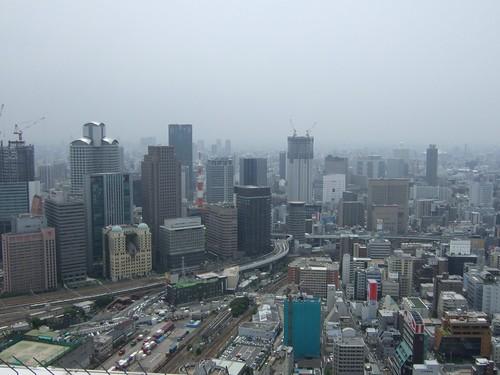 1087 - 20.07.2007 - Umeda Sky